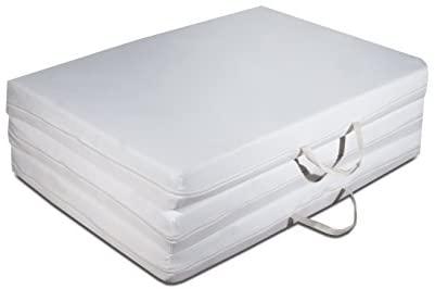 colchón plegado